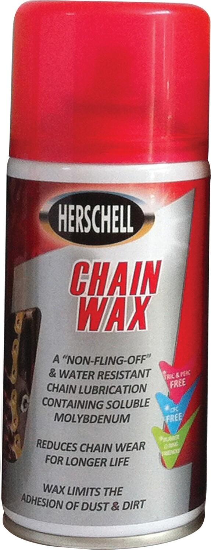 Herschell Aerosol Chain Wax Spray (Printer Tin) Grease 300ml