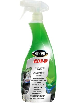HERSCHELL Cleaners CU Clean up 750ml
