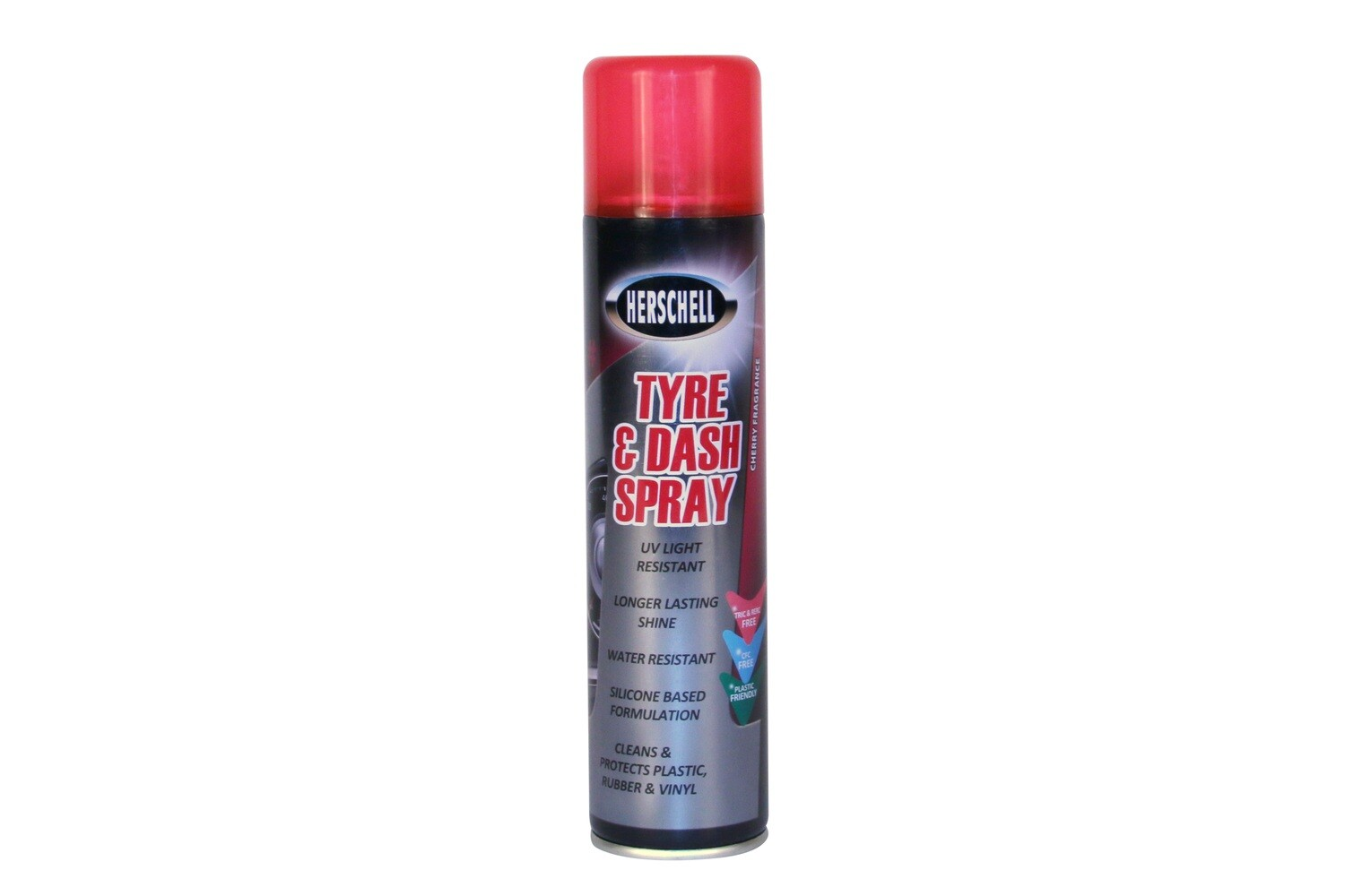 "Herschell Aerosol  TD Tyre and Dash ""Cherry"" Spray 300ml"