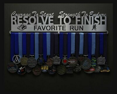 Favorite Run Courage Strength Resolve To Finish