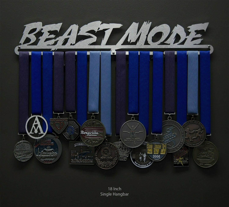 Medal Display Beast Mode
