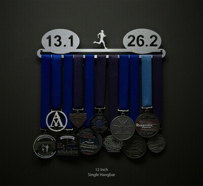 13.126.2 Male Runner Medal Display