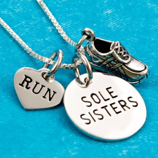 All Sterling Silver Sole Sisters Trio