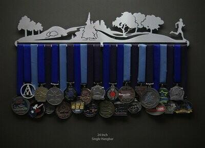 Medal Holder Trailscape - Male