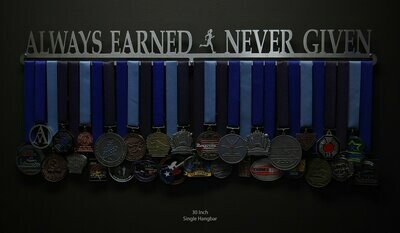 Always Earned Never Given - Female