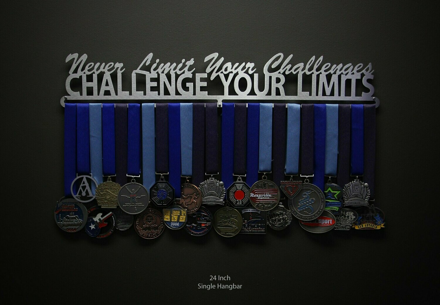 Medal Hanger Challenge Your Limits