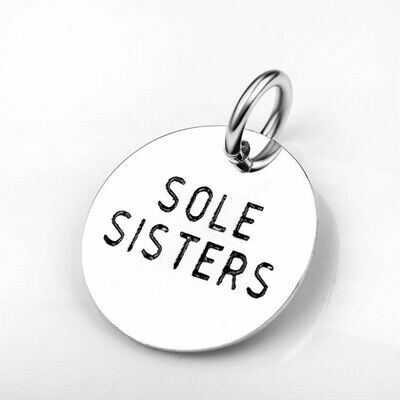 Sole Sisters Necklace