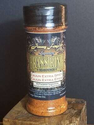 Brass Ring Cajun Extra Spicy