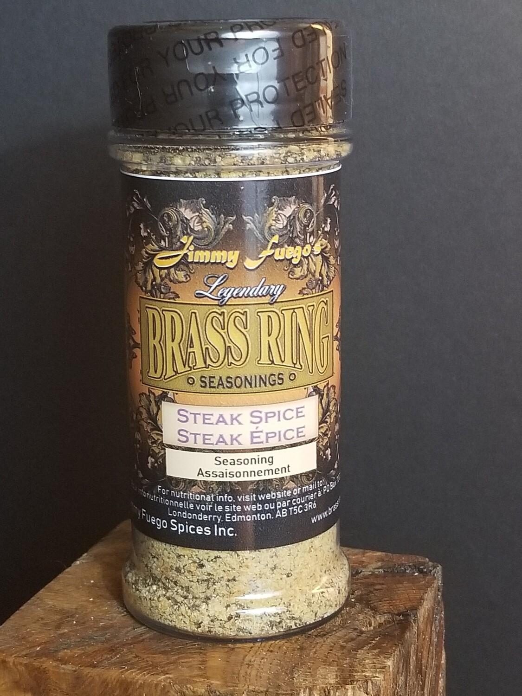 Brass Ring Steak Spice