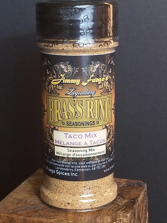 Brass Ring Taco Mix