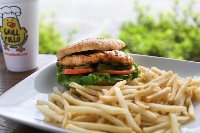 Chicken Sandwich Meal