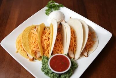 Chicken Tacos (3)
