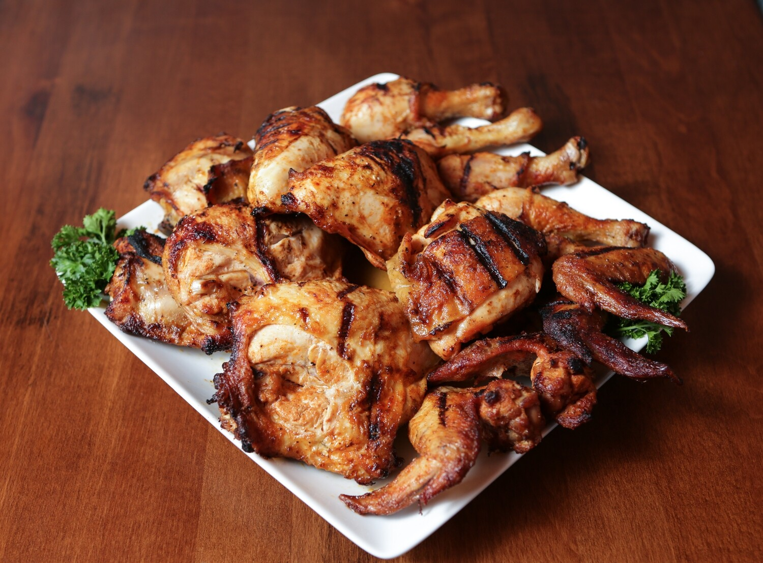 Grill Chicken (Leg and Thigh or Mix)