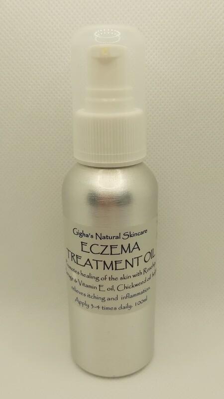 Eczema Treatment Oil