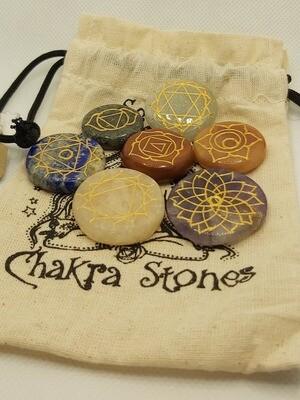 Gem Chakra Stones