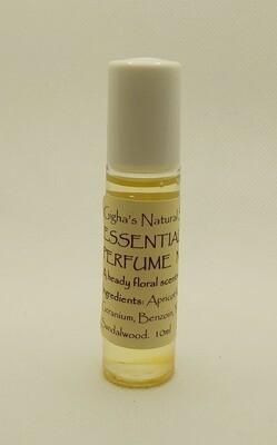 Essential oil Perfume No:2 'Bright Day'