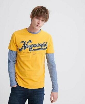 Camiseta Alchemy Tee amarilla