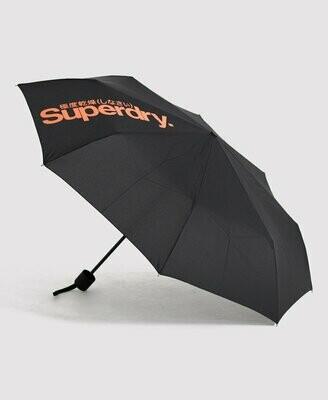 Paraguas Sd Minilite Umbrella Negro naranja