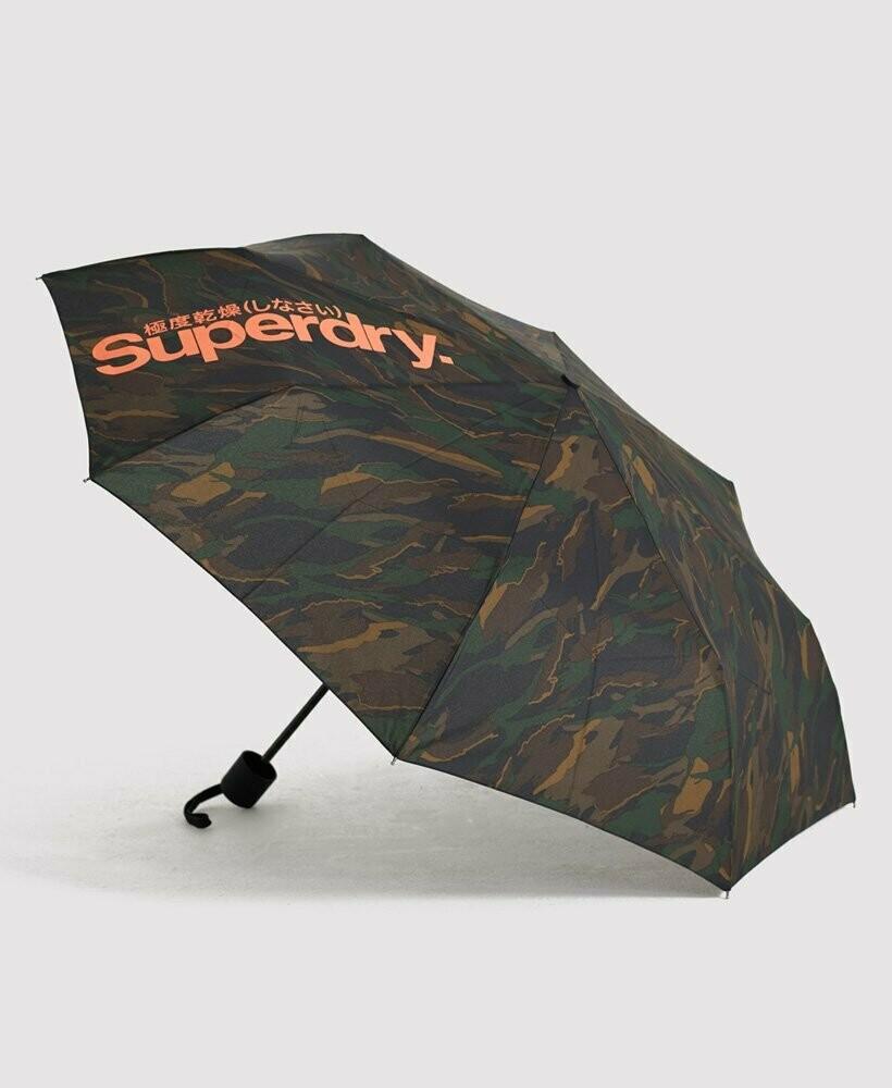 Paraguas Superdry  Minilite Umbrella Camo