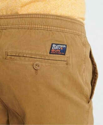 Sunscorched Chino Short Ukon Dorado