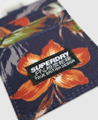 Fabric Card Wallet Tarjetero