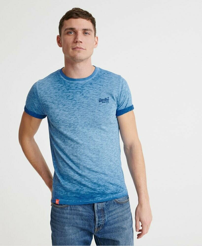 Camiseta Roller Azul
