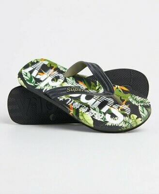 Chancla Scuba Flip Flop Tropical