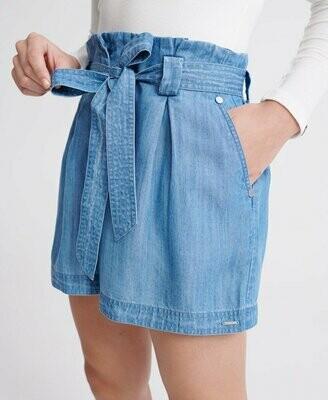 Short Paperbag Azul