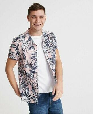 Camisa Edit Cabana Rosa