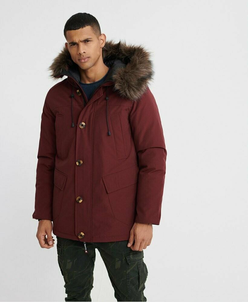 Abrigo rookie de plumón