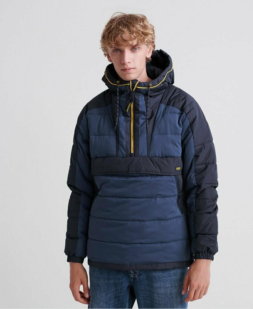 Abrigo deportivo Superdry 59,99€ azul