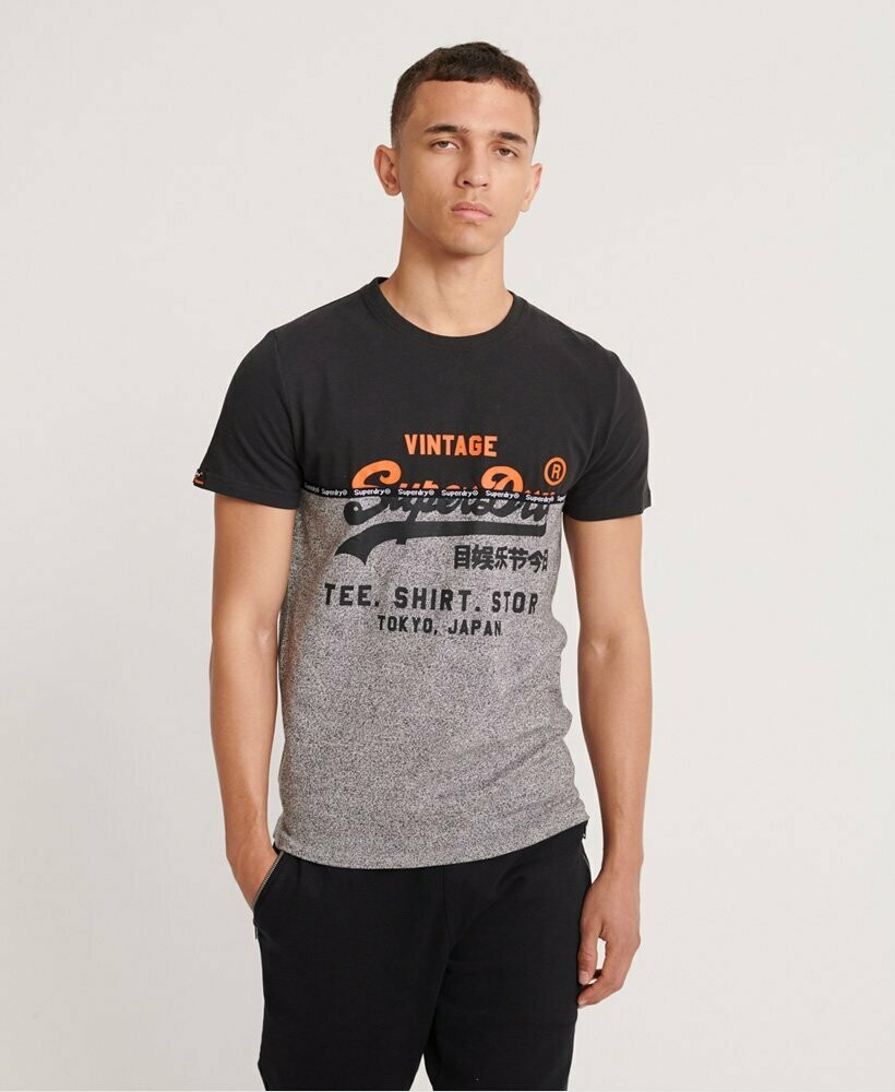 CAMISETA Shirt Shop Split Panel