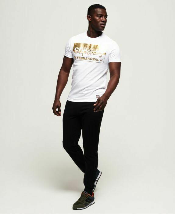 Camiseta Retrosport Blanca