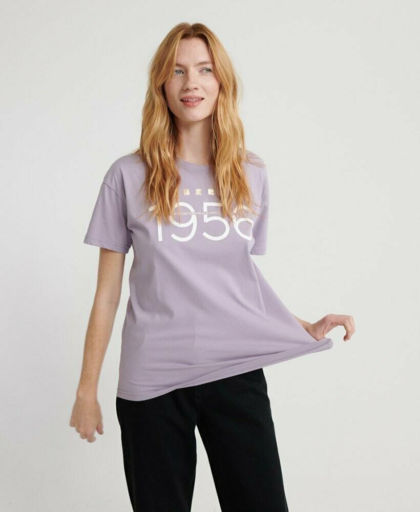 1956 Split Portland camiseta