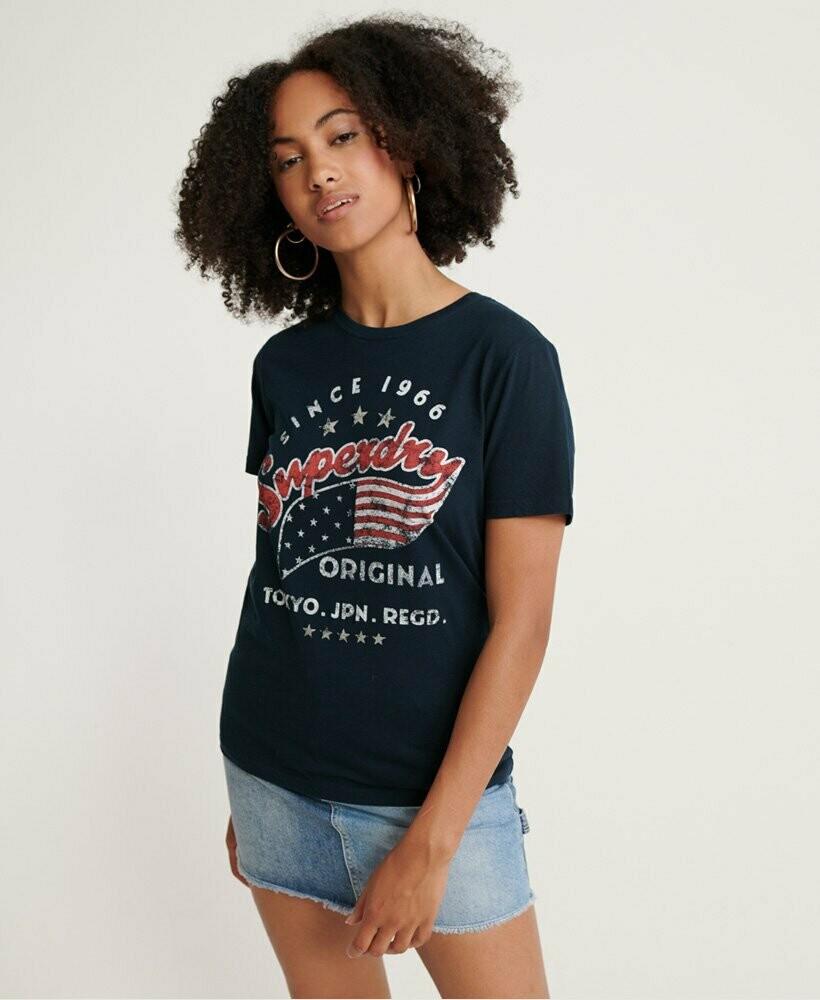 Camiseta american star entry