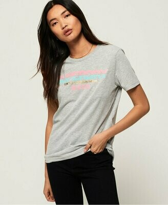 City Nights Splice Entry Tee