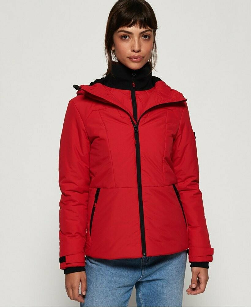 Padded Aeon Jacket Roja
