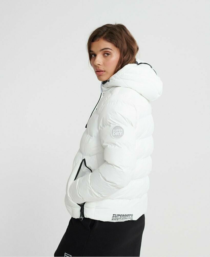 Spirit Puffer Jacket Blanca