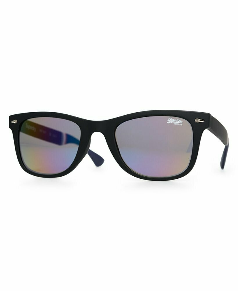 Gafas De Sol SDR Solent negro encauchado