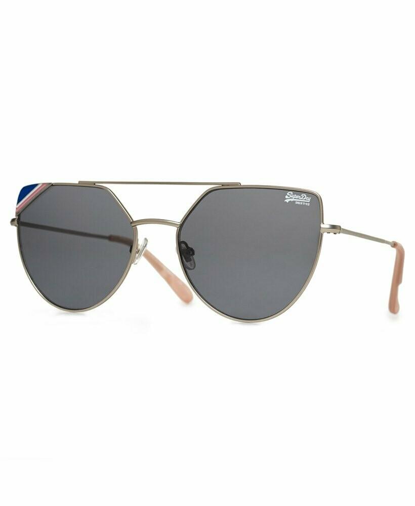 Gafas De Sol SDR Amelia planteado mate- rosa