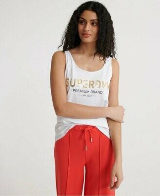 Camiseta de tirantes Sequin Lentejuelas vest
