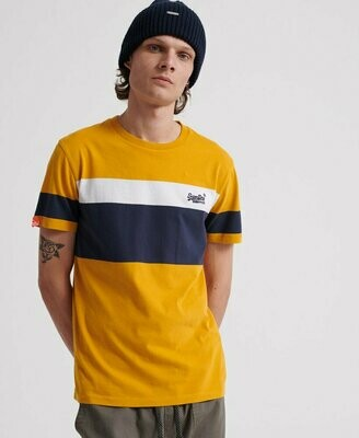 Orange Label Chestband Organic Cotton T-Shirt