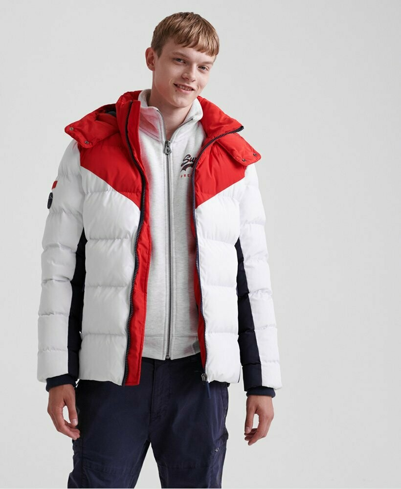 Icon Racer Sports Puffer