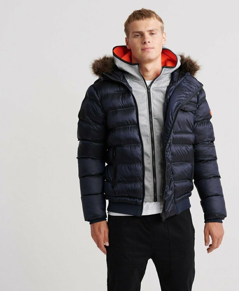 Icon Racer Rescue Puffer