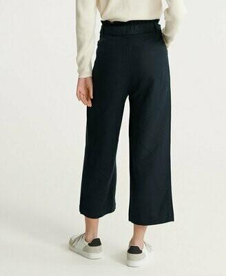 Pantalón de Lino Edit navy
