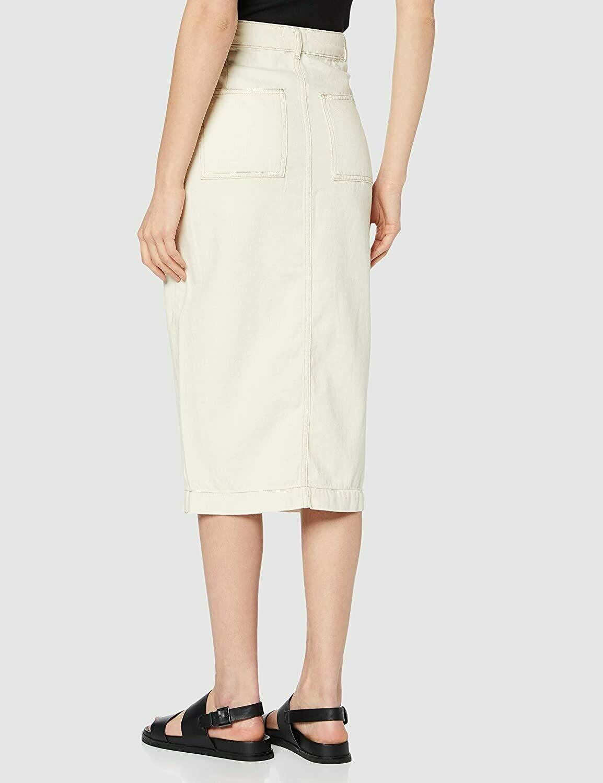 falda alchemy pencil skirt