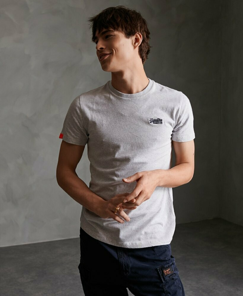 Camiseta Orange Label Desert Hint Teal Marl