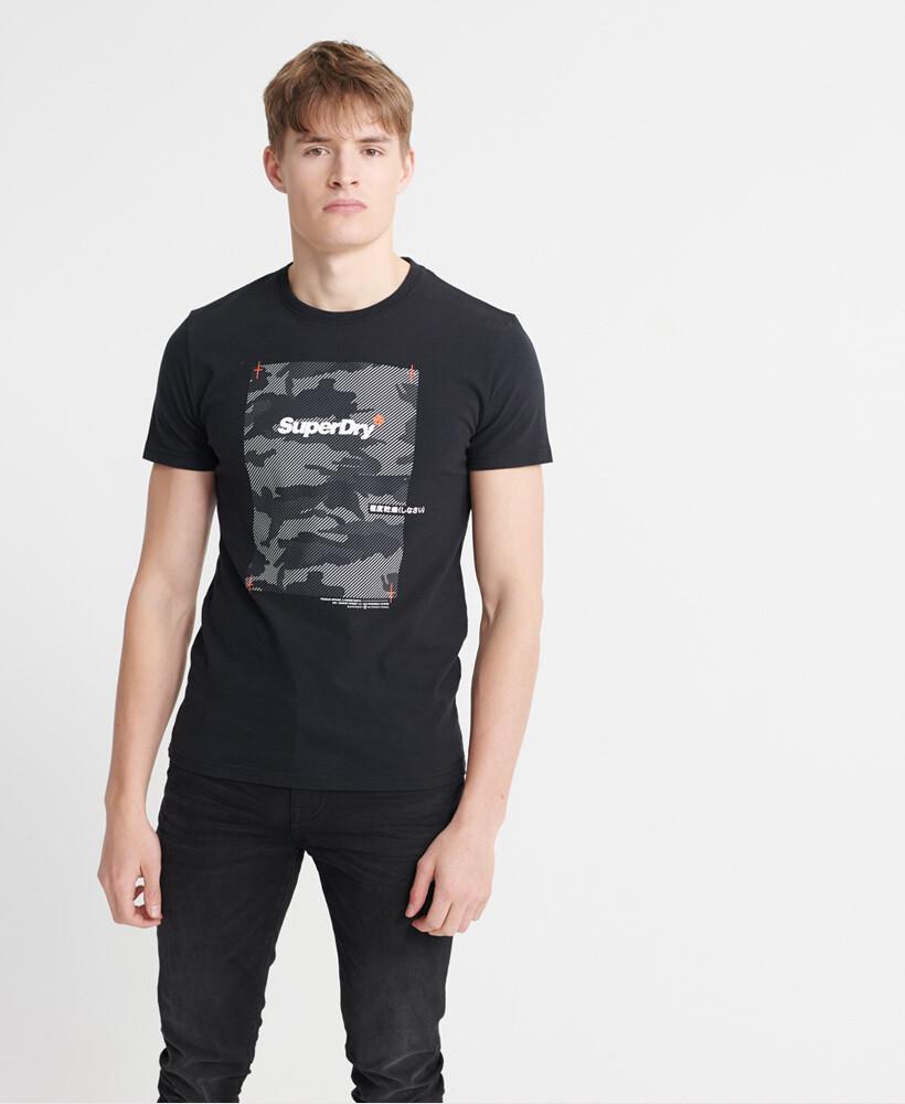 Camiseta Preciosa Chromatic Tee Negra