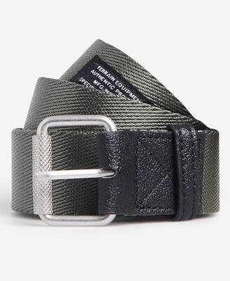 Cinturón Canvas  Belt Chive