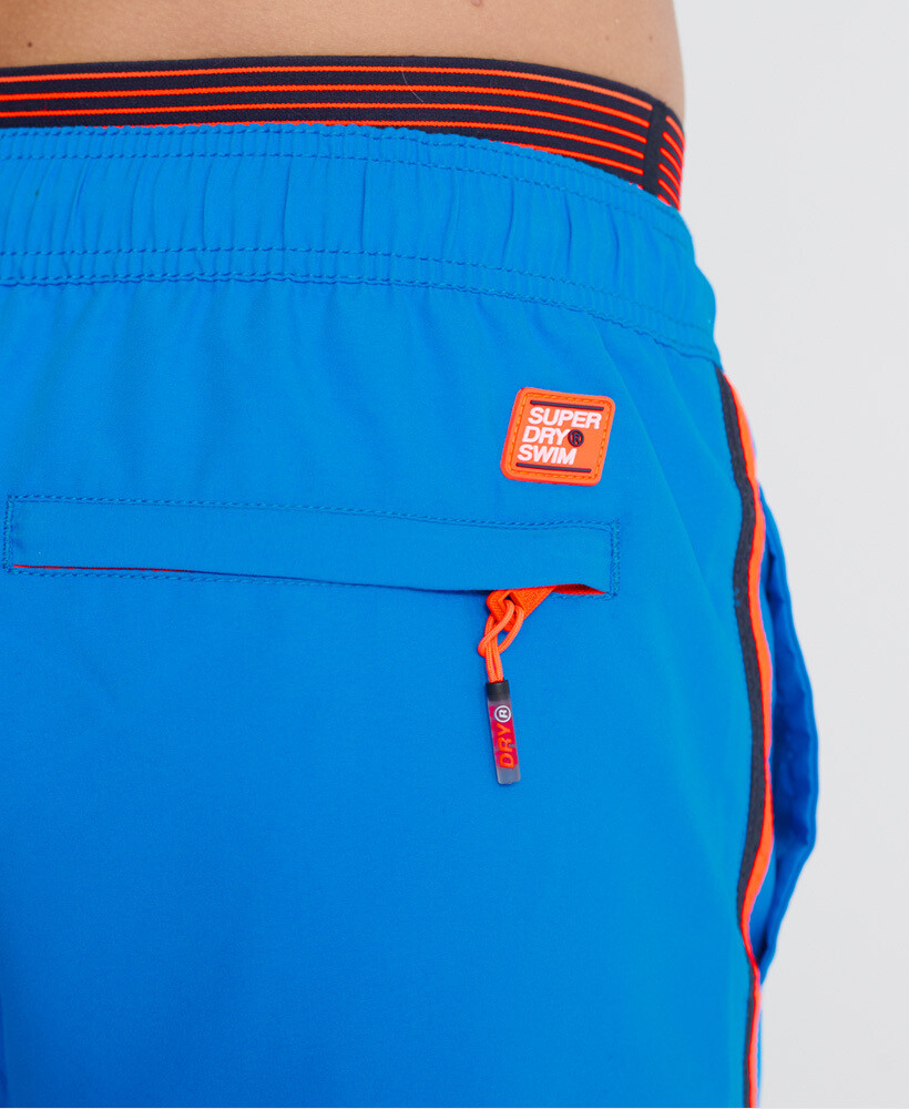 Bañador state volley swim short weekend blue secado rapido